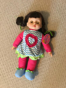 """My sweet baby"" toddler doll"