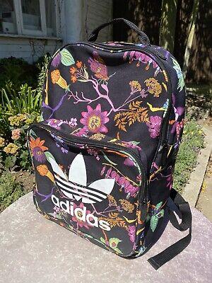 Genuine Adidas Patterned Backpack
