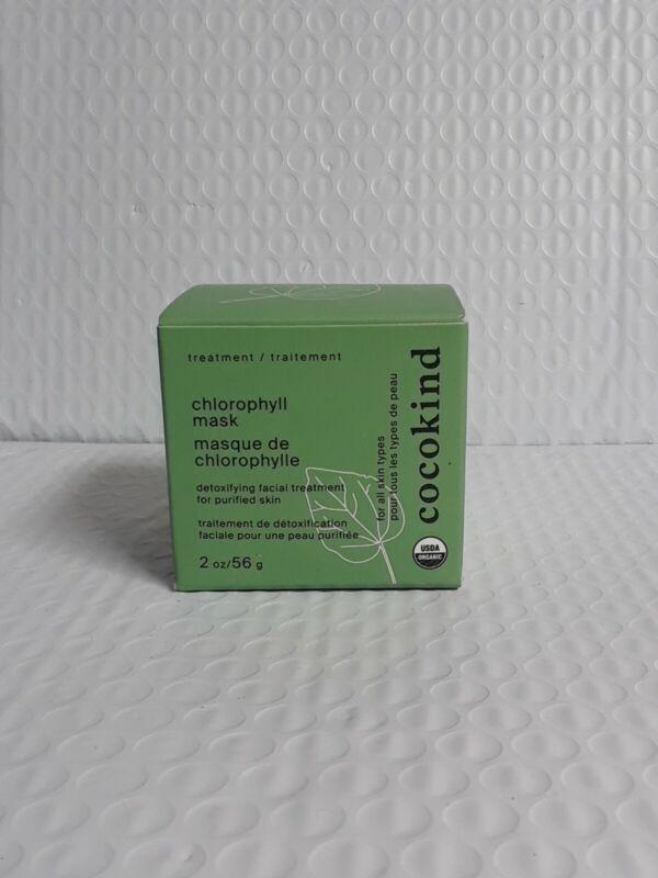 Cocokind chlorophyll Mask - Organic treatment  2 Oz # 5191