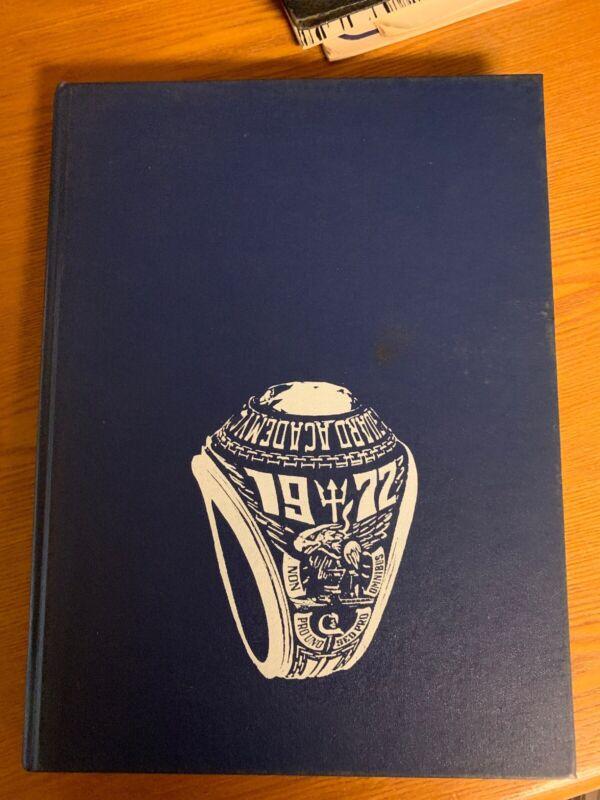 1972 US Coast Guard Academy Yearbook