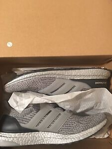 Silver Pack Ultraboost Size 12