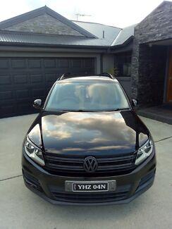2012 Volkswagen Tiguan Wagon