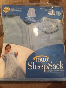 Halo sleep sack size S TOG1 NEW Birth - 6 months  10-18lbs