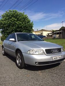 AUDI A4 1.8 turbocharged Ingleburn Campbelltown Area Preview