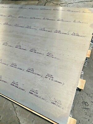 Aluminum 7075 - T651 Plate .625 X 24 X 30