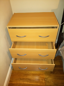 Three Drawer Units Camperdown Inner Sydney Preview