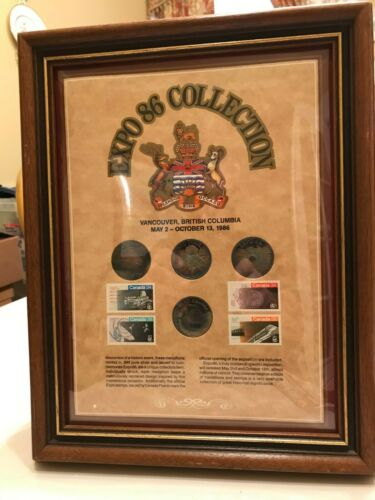 EXPO `86 COLLECTION, Rare Item