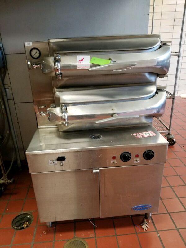 Cleveland X2WE Electric Pressure Steamer