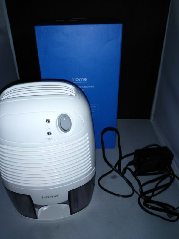 hOme Compact Dehumidifier 250ml HOME original box included, tested