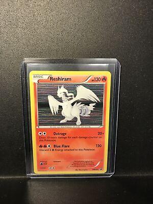Pokemon Black & White Black Star Promo Reshiram BW004 Holo