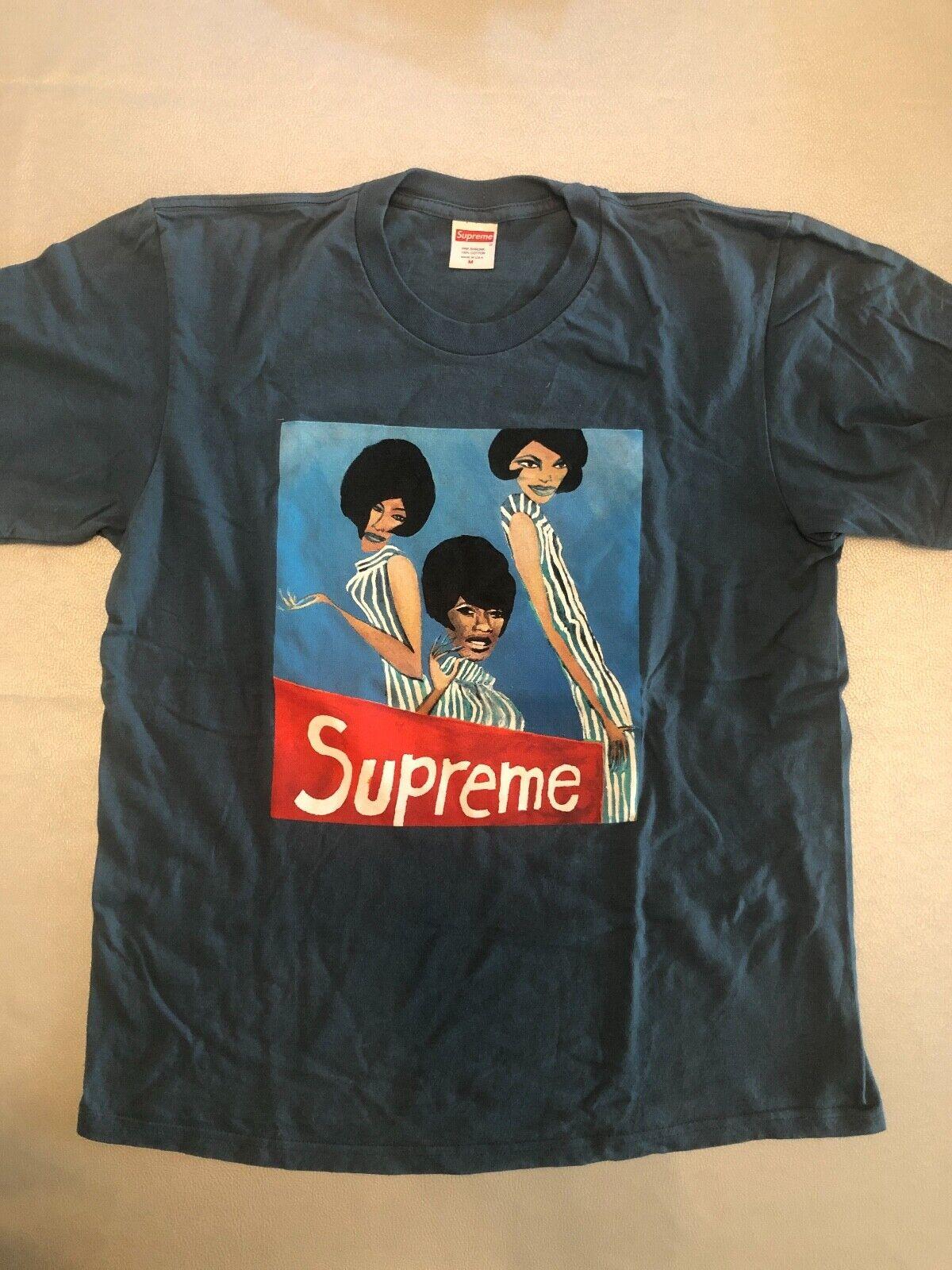 Supreme t-shirt taille m, porté 1 fois !