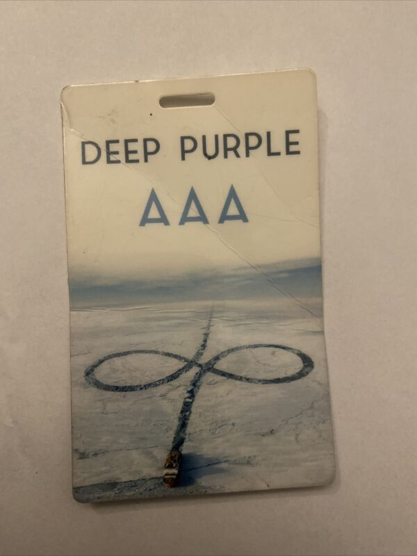 Deep purple laminate pass AAA