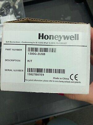 Honeywell Linear Scanner Kit Handheld New 1300g-2usb