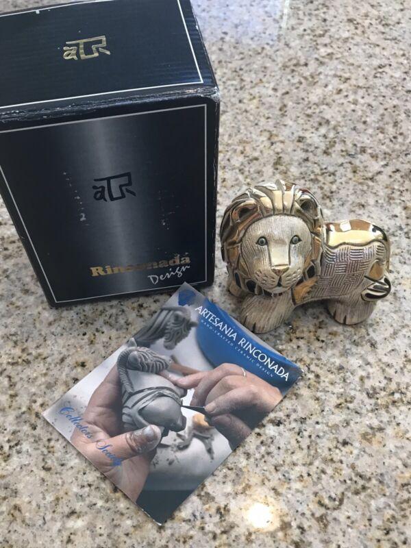 Rinconada LION New In Box