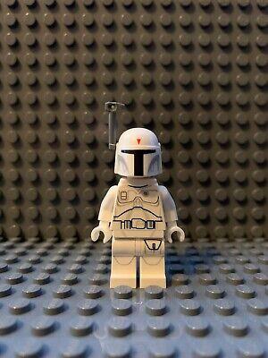 LEGO Star Wars - White Boba Fett Minifig - SW0631