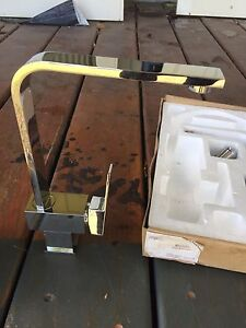 Monarch sink mixer chrome square edge Cornubia Logan Area Preview