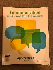 Communication: core interpersonal skills for communication Hove Holdfast Bay Preview