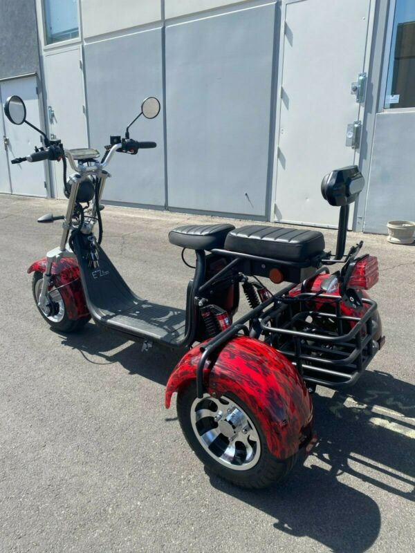 Electric Three Wheel Trike