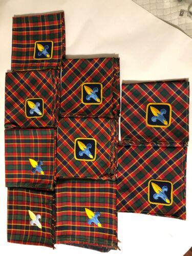 Official Cub Scout Webelos Neckerchief 2 styles