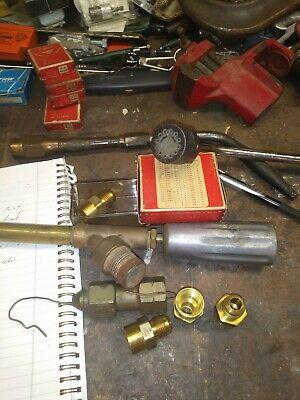 Oxweld W-17 Rosebud 20 O-a Gunjet 14 Torch Heating Victor 97001d Tip