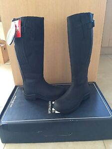 Brand New Toggi Calgary Long Riding Boot- Black Size Euro 40/UK6
