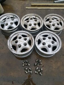 Land Rover Wheels and wheel nuts