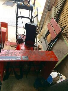 Noma 27 inch Snowblower for sale Parts or Repair