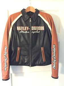 Women's Medium Harley Davidson Leather Jacket