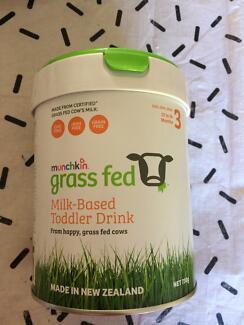 Munchkin grass fed toddler milk