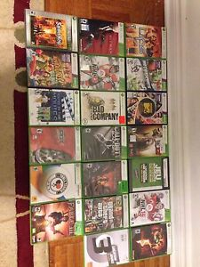 Xbox 360 Games 20 games lot