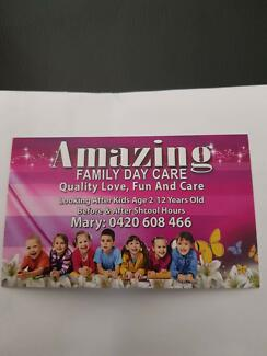 Family day care in bossley park 2176