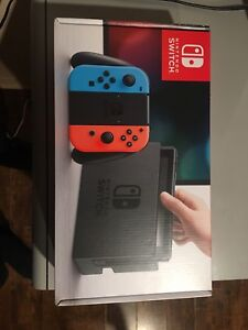Nintendo switch flambant neuve !!