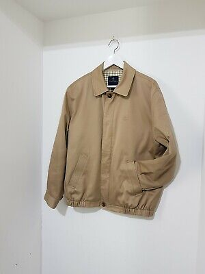 Brooks Brothers Jacket Size Medium Bomber Style