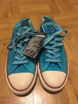 Converse Sneakers für Damen, Größe: 38, Farbe: Hellblau (Sneakers Für Converse)