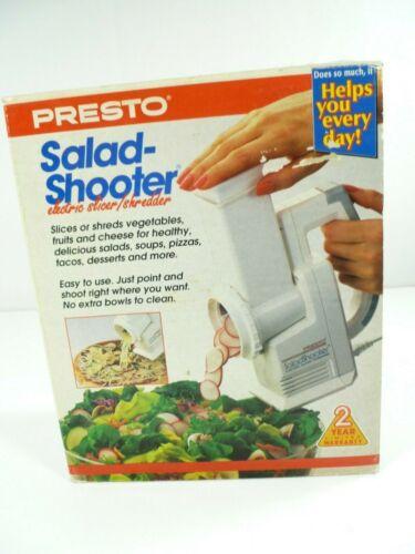 Presto SaladShooter White 2910