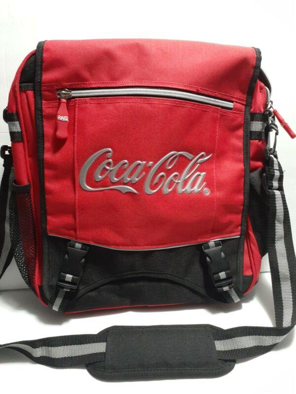 Coca Cola Black & Red Shoulder Tote Bag laptop shoulder bag