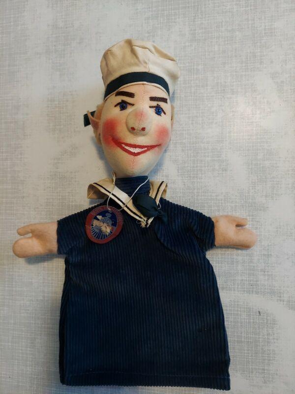 Vintage KERSA Puppet Sailor Nr. 275