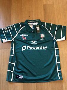 6b6545af3ce London Irish Rugby Shirt (2XL) New RRP £50