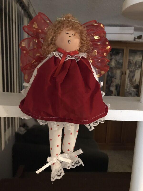 Angel Sitting Doll