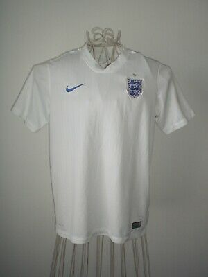 ENGLAND NIKE HOME FOOTBALL SHIRT XL - EXTRA LARGE BOYS AGE 13-15 YRS, 158-170CM