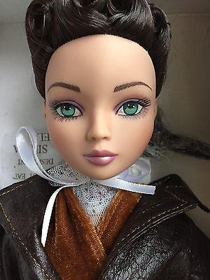 "Tonner Wilde Imagination Ellowyne Baroque And Dreams 16"" Doll NRFB 2009 LE 1000"