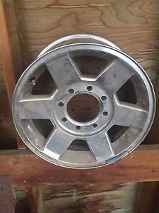 Dodge Ram 2500/3500 rims and tires