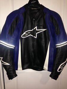 Men's Alpine Stars Motorcycle jacket