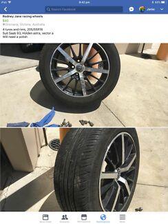 Rodney Jane racing wheels