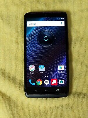Motorola Droid Turbo 32GB Gray XT1254 (Verizon Unlocked) GSM World Phone FR150
