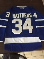 $60 Auston Matthews Maple Leafs Jersey - multiple sizes/colours