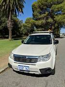 2009 Subaru Forester SUV - AWD, Manual,Roof Racks & Leather Seats Perth Perth City Area Preview