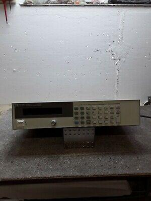 HP Hewlett Packard 6632B DC Power Supply 0-20V/0-5A Netzteil 100W HP