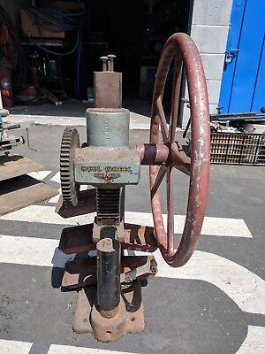 Auto-soler Heel Wheel Shoe Repair Machine