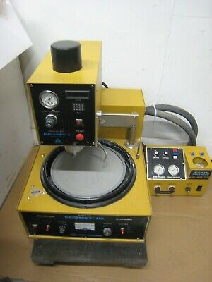 Buehler Ecomet Iv 4 Variable Speed Grinder Polisher 49-1675-160 Euromet 60-5000